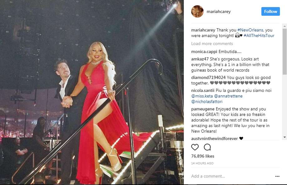 Instagram Photo: Mariah Carey/Instagram