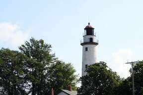 The 14th annual  Pointe aux Barques Lighthouse Heritage Festival  took place on the lighthouse grounds, located roughly sevenmiles north of Port Hope.