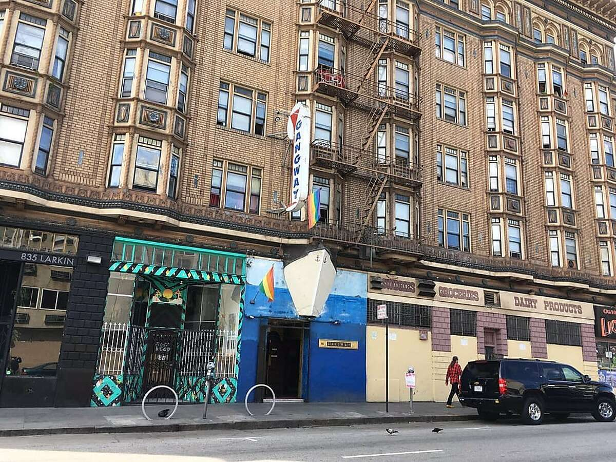 Gangway, San Francisco's oldest gay bar, is being sold to new owners.