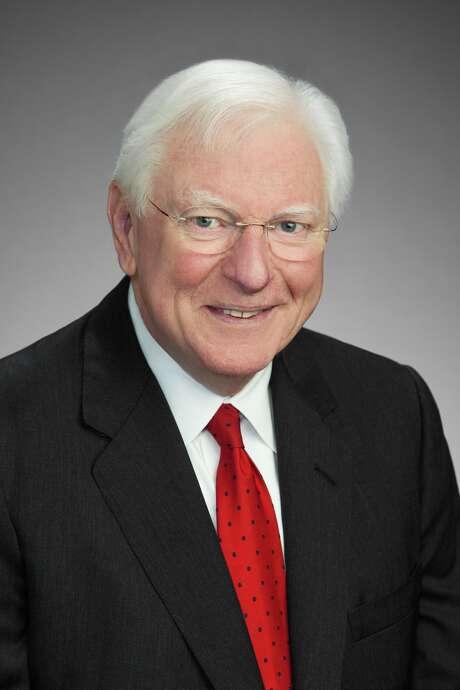 Former Texas Governor Mark White. / handout
