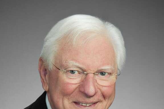 Former Texas Governor Mark White.