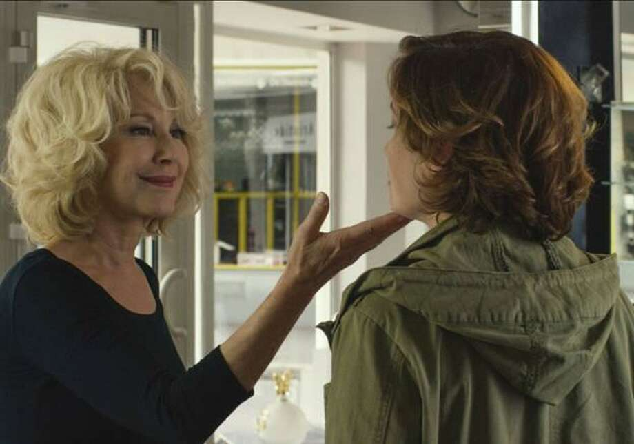"In the French thriller ""Moka"" Nathalie Baye (left) stars as woman who might be responsible for a hit-and-run accident. Photo: Contributed Photo"