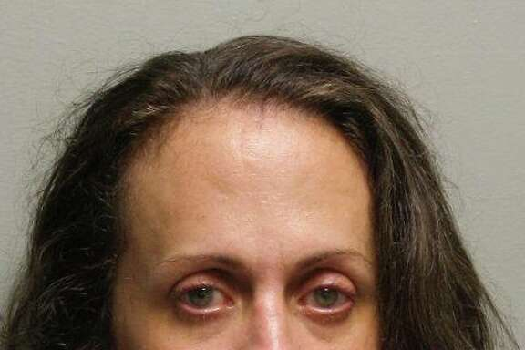 Holly McCorquodale was arrested by the Harris County Constable's Office Precinct 4 for allegedly stealing from a Target store in the 6600 block of North Grand Parkway.