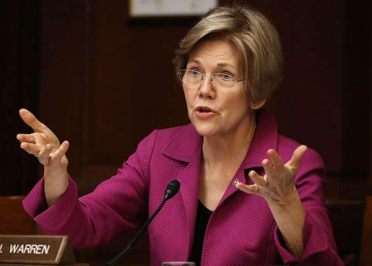 Sen. Elizabeth Warren (D-MA).