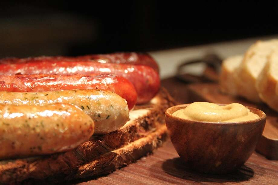 King's Biergarten in Pearland is holding its annual Wurstfest for the month of August: All you can eat sausages starting at $9.95. The restaurant has more than a dozen traditional and exotic sausages on its menu. Photo: King's Biergarten