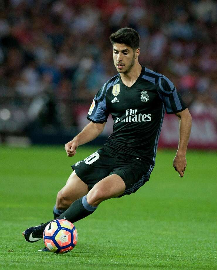 Chlesea signed striker Alvaro Morata away from Real Madrid on a five-year-deal. Photo: SERGIO CAMACHO, AFP/Getty Images