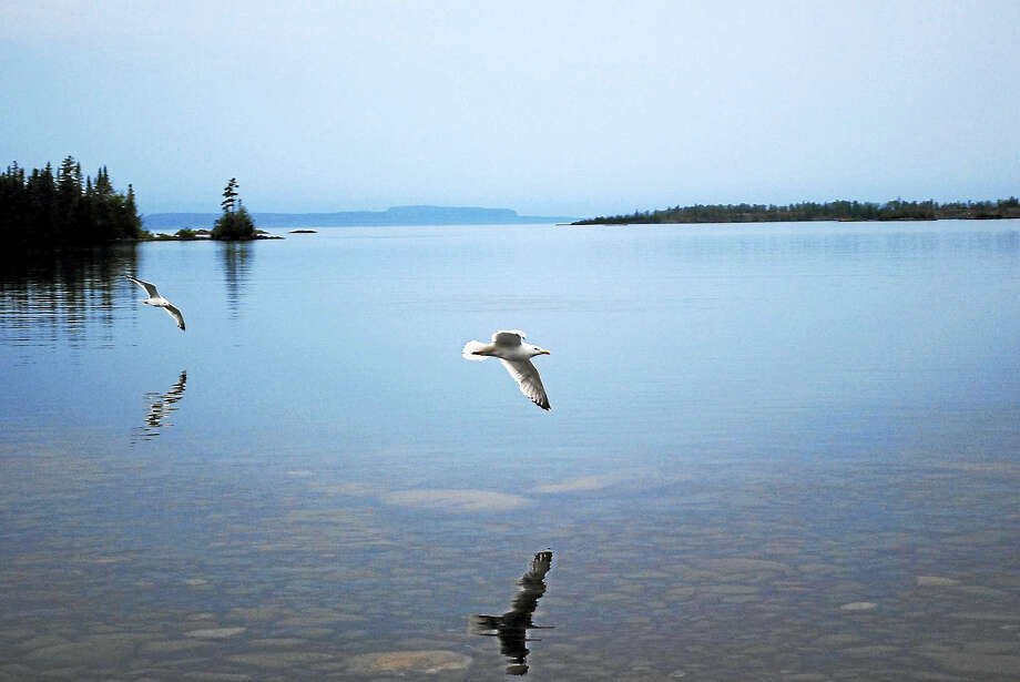 Isle Royale, located in Lake Superior, is one of the country's least visited National Parks. With only one lodge on the island, the island is a backpackers paradise. Visitors can also canoe or kayak around the island and camp on the shores. (Matt Jones - Submitted Photo) Photo: Journal Register Co.