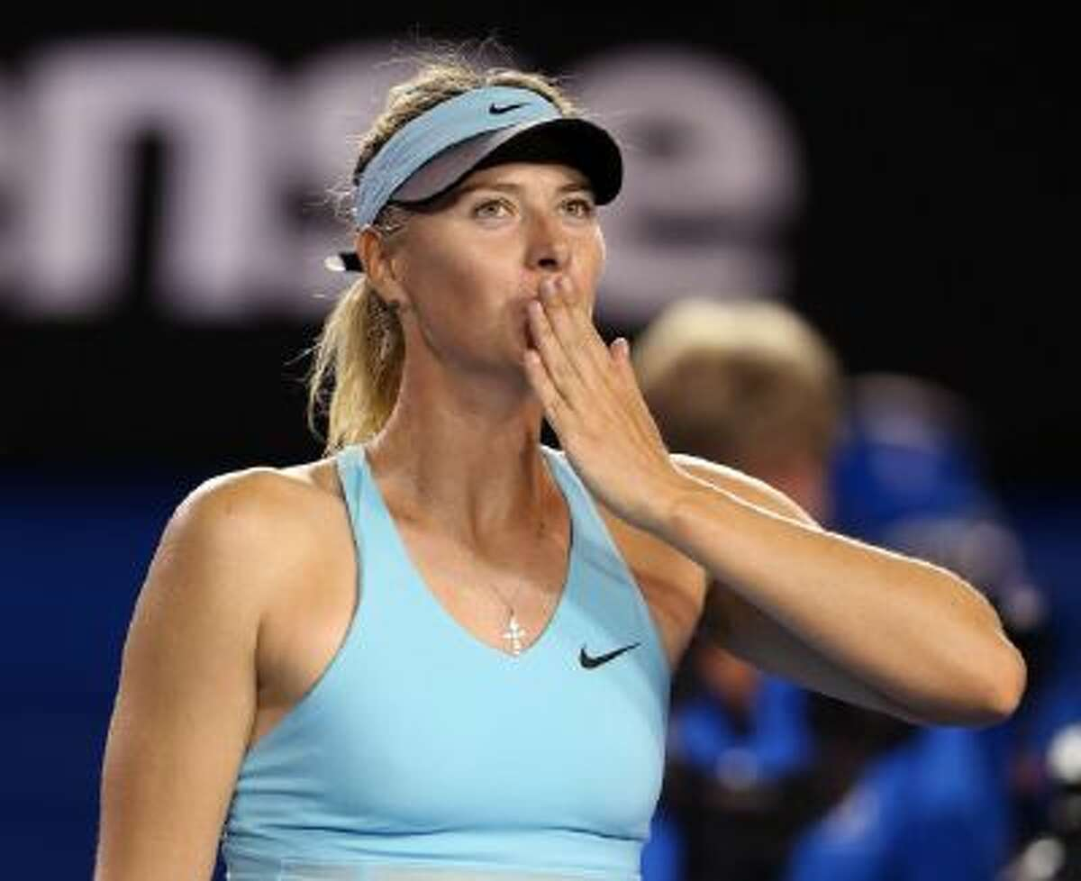 Tennis star Maria Sharapova made more than twice as much in endorsements than Serena Williams in 2013, despite having lost 14 straight matches to Williams on the court.