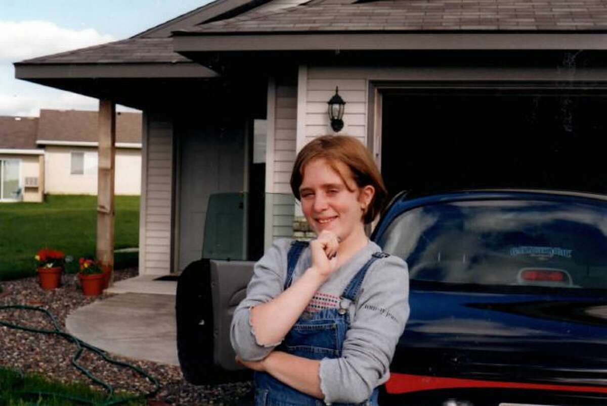 """This undated photo provided by Ken Rimer shows Natasha Weigel, 18. Weigel was one of two girls gilled in a 2006 Wisconsin crash involving a 2005 Chevrolet Cobalt. In 2007, the government commissioned a report on the crash and Indiana University's Transportation Research Center found that the ignition in the 2005 Cobalt was in the """"accessory"""" position and the air bags failed to inflate. Investigators told the agency that """"inadvertent contact with the ignition switch or a key chain in the..."""