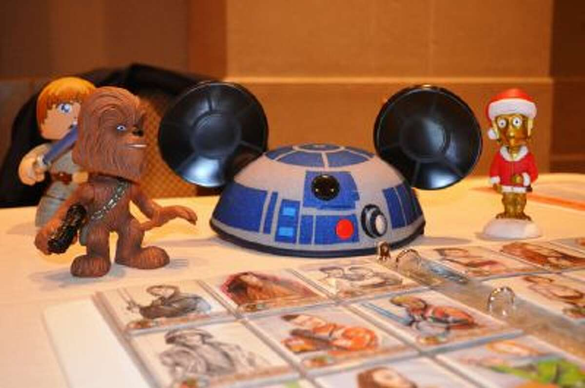 R2D2 with Mouse Ears