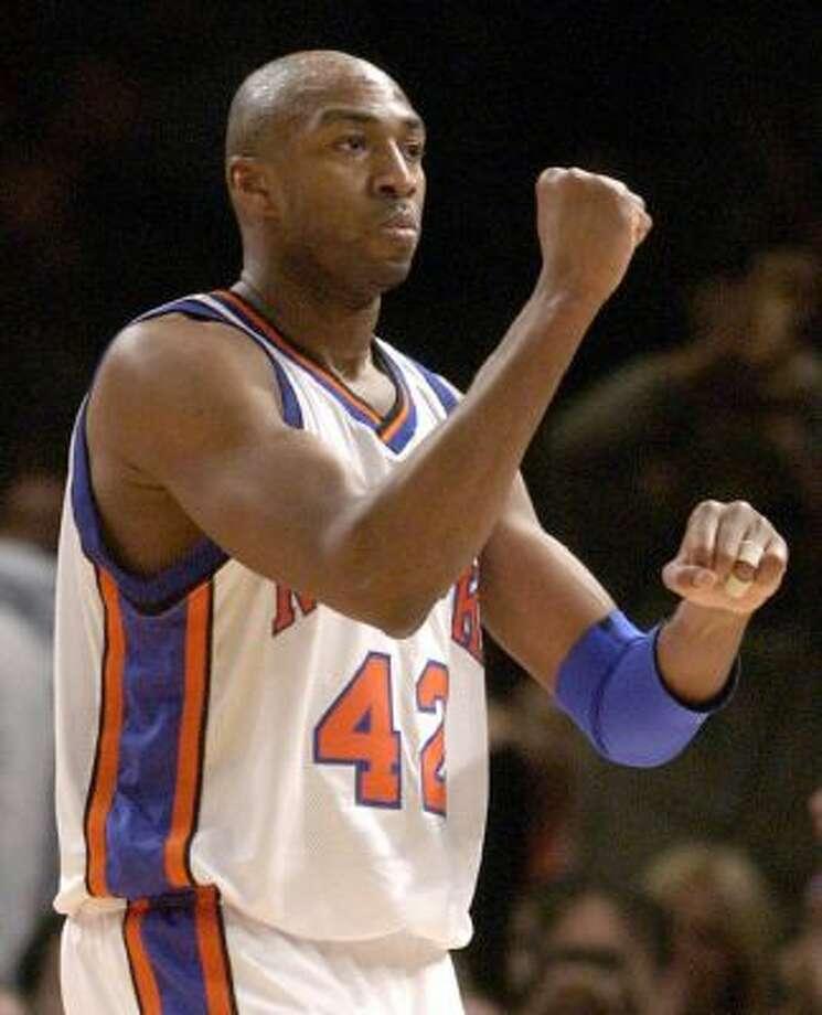 Vin Baker will get back on the hardcourt as part of Dennis Rodman's team of NBA journeymen headed to North Korea.