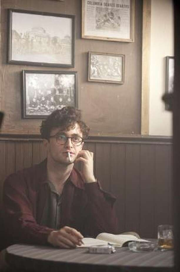"Daniel Radcliffe as undergrad Allen Ginsberg is director John Krokidas' period drama ""Kill Your Darlings."" Photo: POST_UPLOAD / The Denver Post"