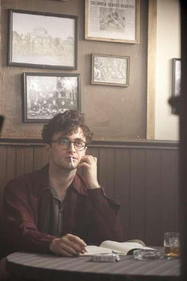 "Daniel Radcliffe as undergrad Allen Ginsberg is director John Krokidas' period drama ""Kill Your Darlings."" Photo: POST_UPLOAD / The Denver Post"