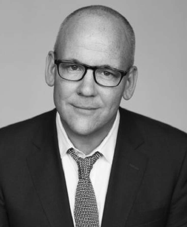 "John Heilemann, shown in 2012, and Mark Halperin are the authors of "" Double Down: Game Change 2012."""