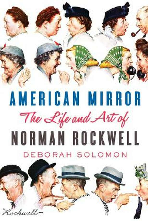 Mi gosh and by-heck: a life of Norman Rockwell