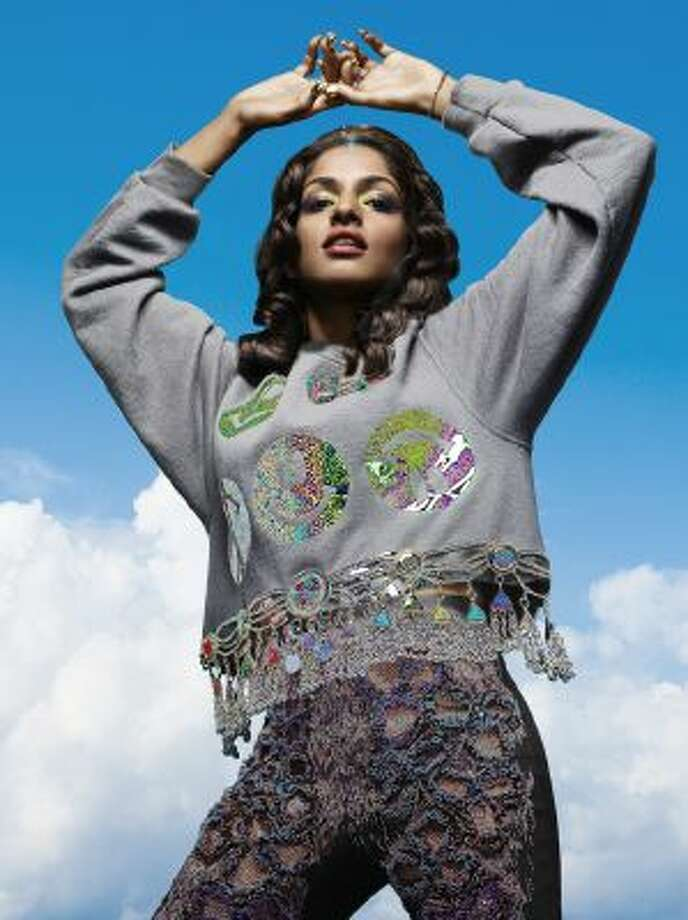 M.I.A.?s ?Matangi? is a dialectic disguised as a dance party.