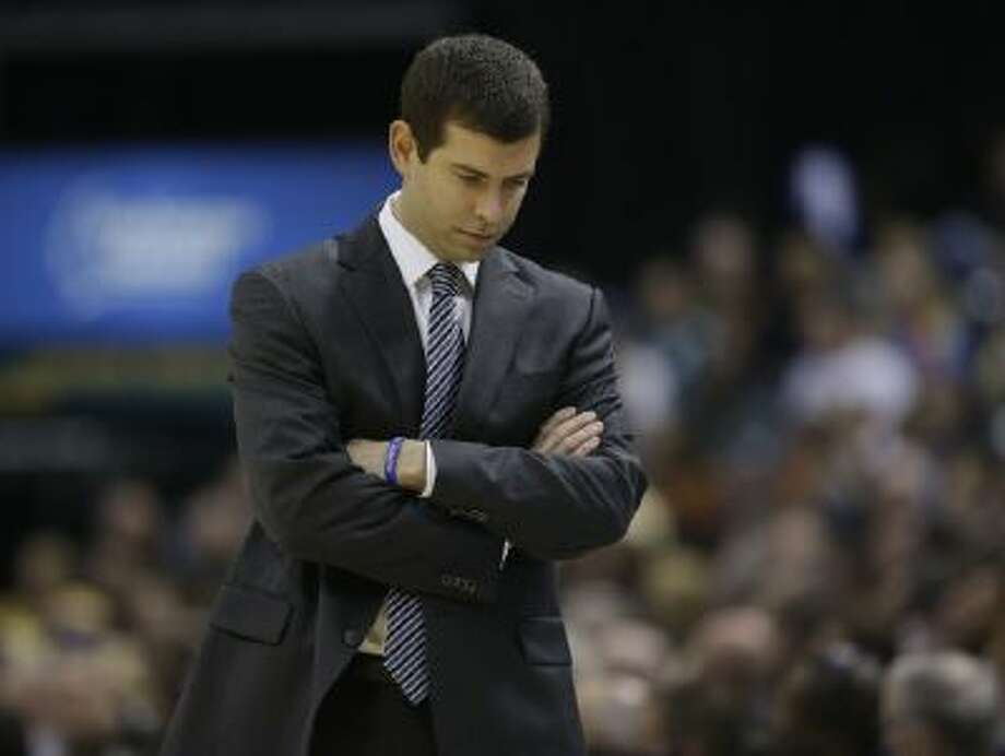 Boston Celtics coach Brad Stevens has his team in the eighth spot in the Eastern Conference despite a struggling season.