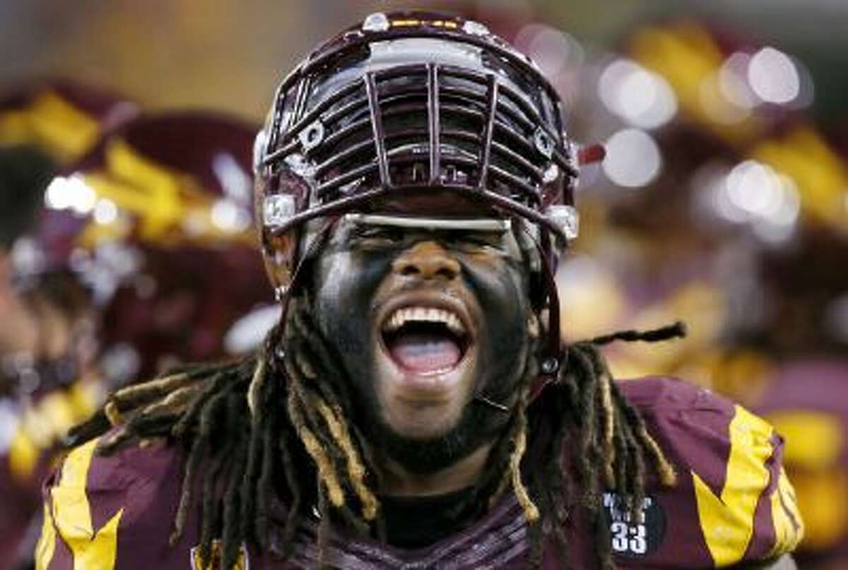 Arizona State's Will Sutton is a first-team All-American selection.