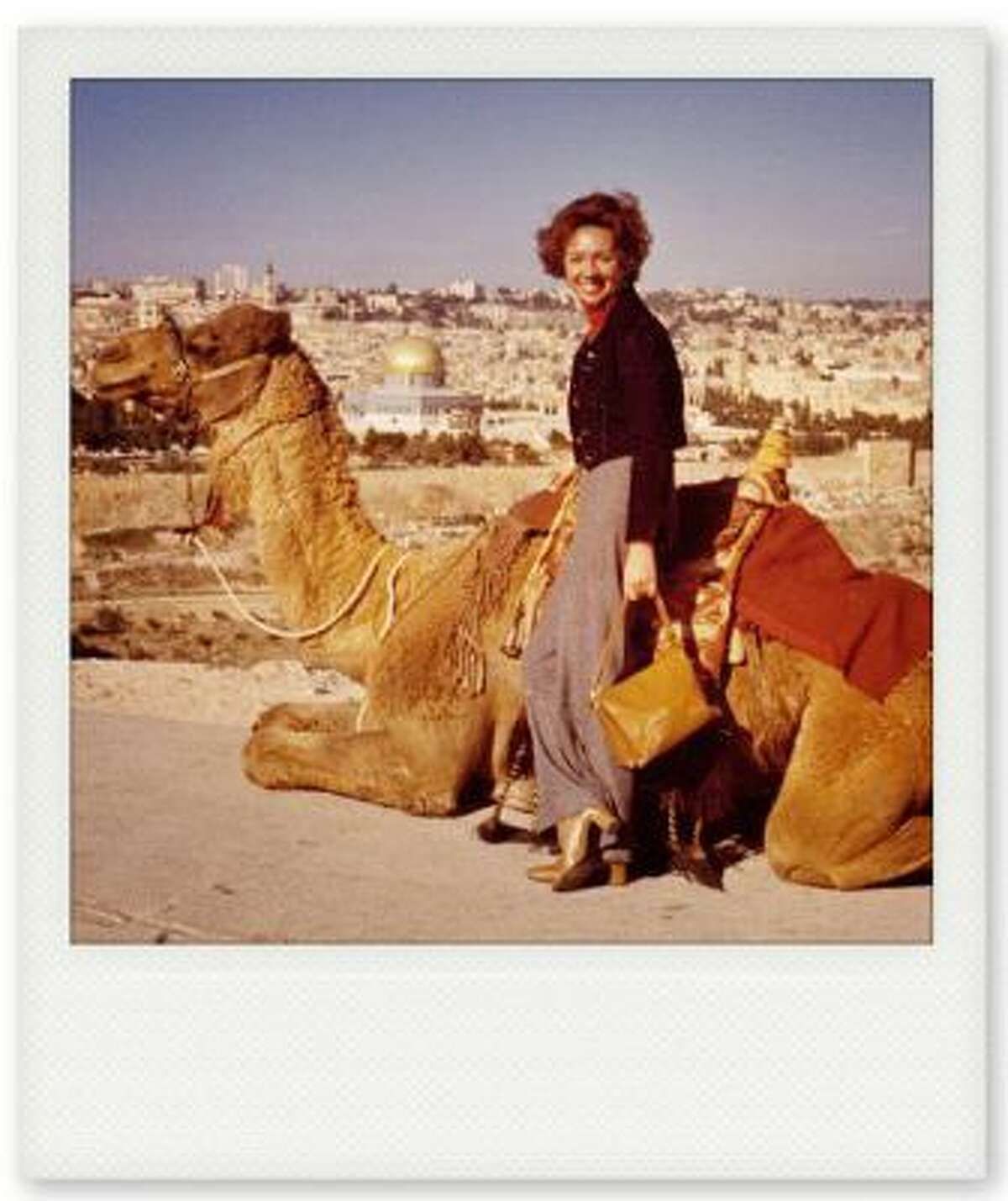 Eileen Umhoefer has been a travel agent in Denver for 50 years and has traveled all over the world.