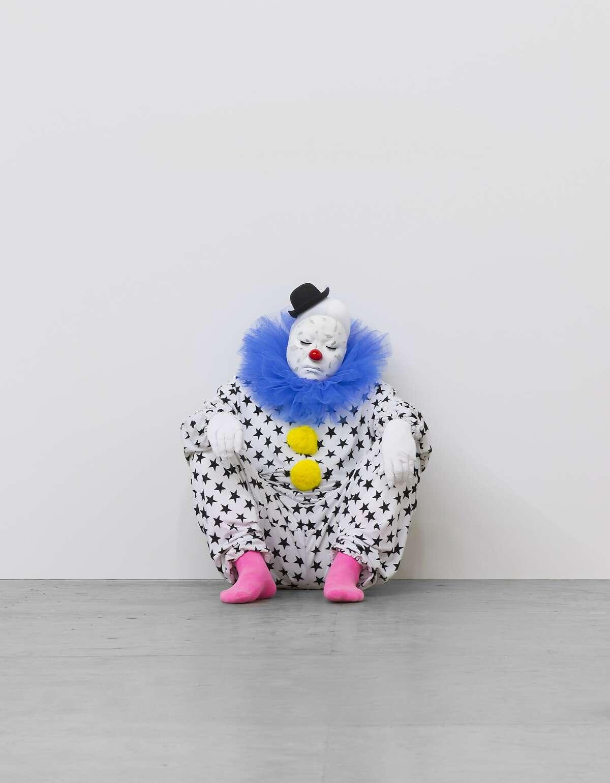 "Ugo Rondinone, from the series ""Vocabulary of Solitude"" (2014-16)."