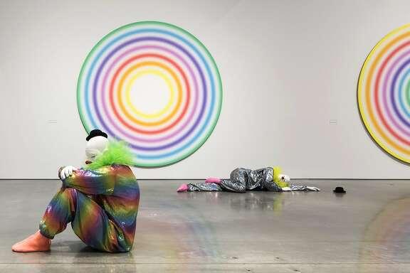 "Ugo Rondinone, from the series ""Vocabulary of Solitude"" (2014-16)"