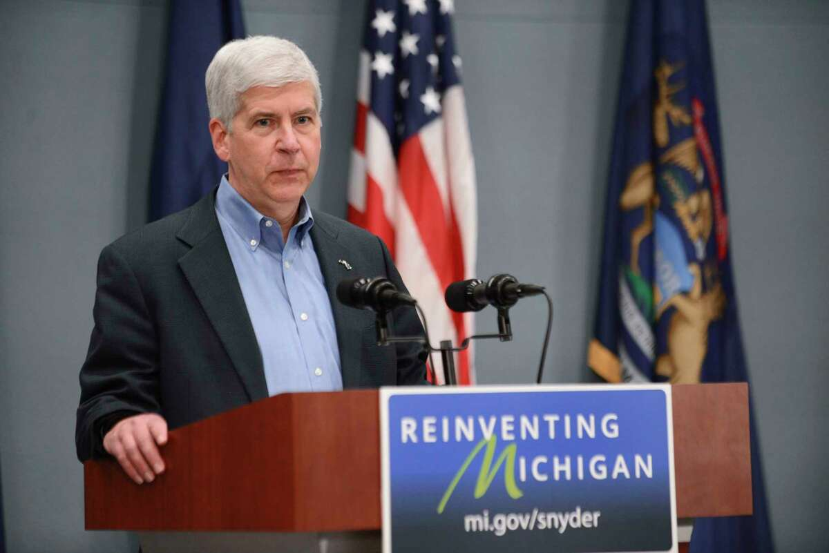 8. Rick Snyder, Michigan | Republican 50 percent disapprovalSource: morningconsult.com