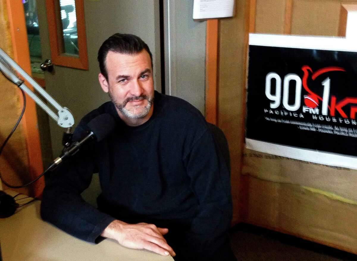 """Roark Smith will return Monday to his """"Wide Open Spaces"""" music show on KPFT 90.1 FM."""