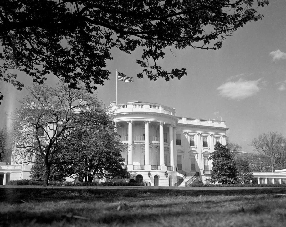Construction began in 1792 under the oversight of President George Washington, with completion in 1800 under President John Adams.