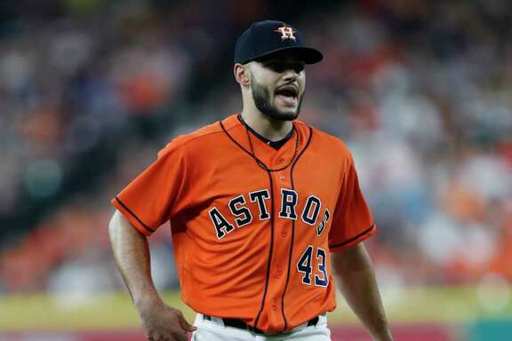 Among the Astros'  priorities over the season's final eight weeks is making sure Lance McCullers Jr. is healthy enough to re-gain his All-Star form.