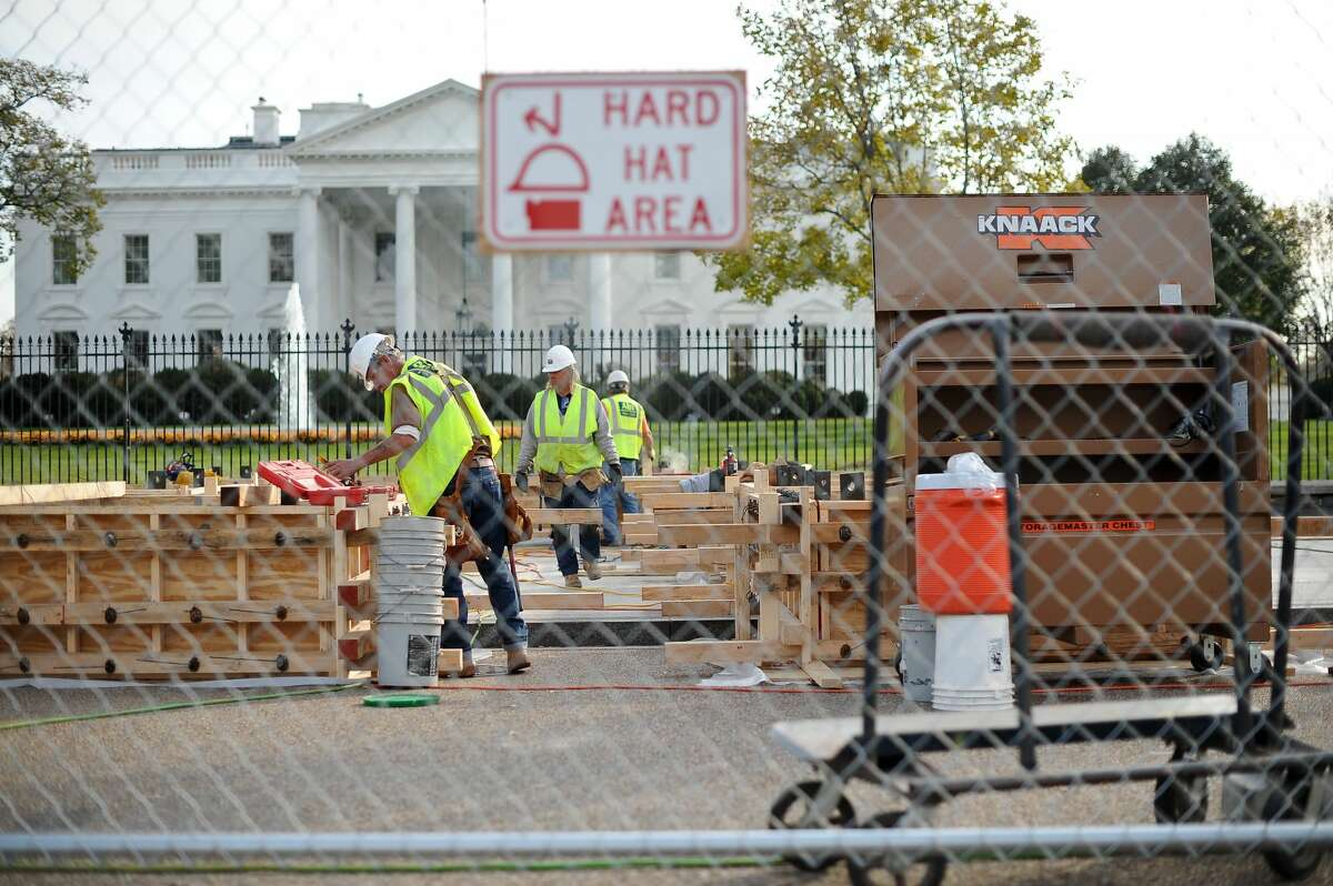 But Realtor.com points out that new renovations suggest the White House might really be dumpier than anyone thought.