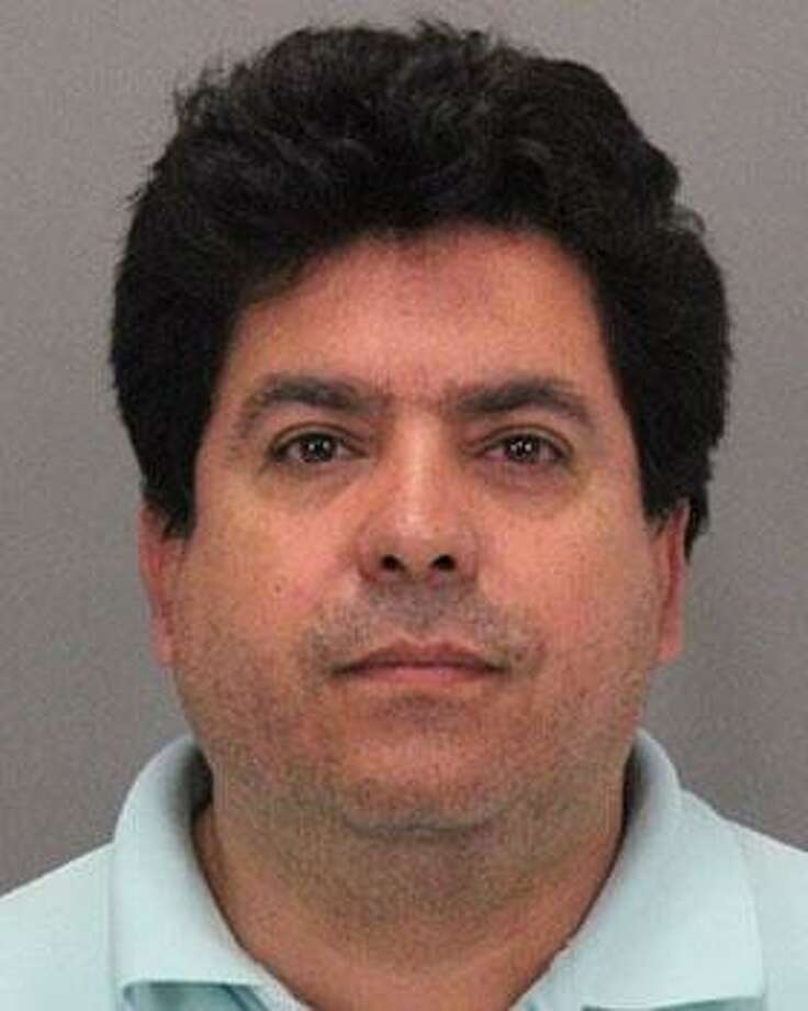 San Jose resident Ezequiel Aaron Dureo-Carvajal, 47, was arrested on suspicion of sexual battery, among other allegations, police said on Monday. Photo: Garcia, Enrique