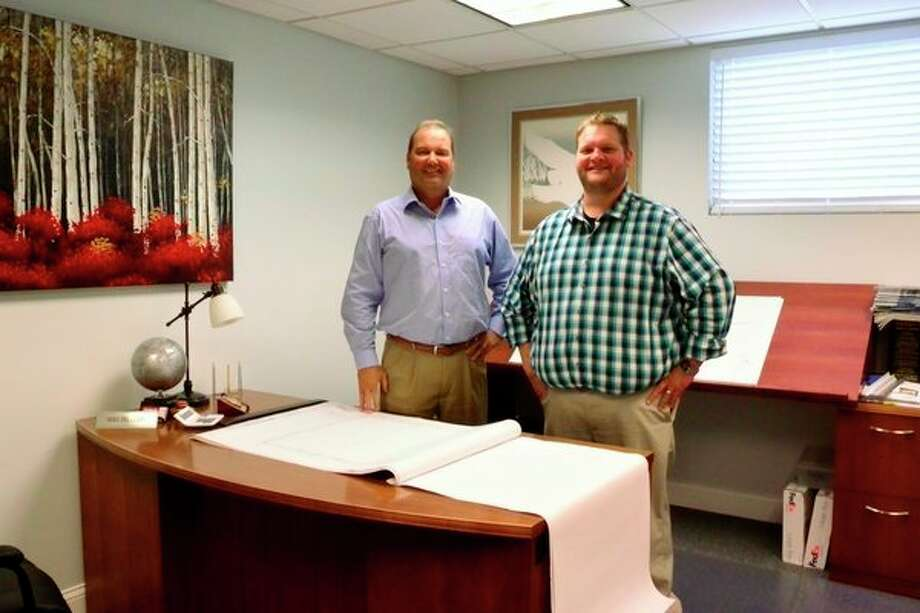 Moltus Building Group co-owners Mike Prezzato, left, and Justin Lipscomb headone of the fastest growing general contractors in the nation. They began Moltus in 2013 and have completed projects from Maine to Washington and into Canada.
