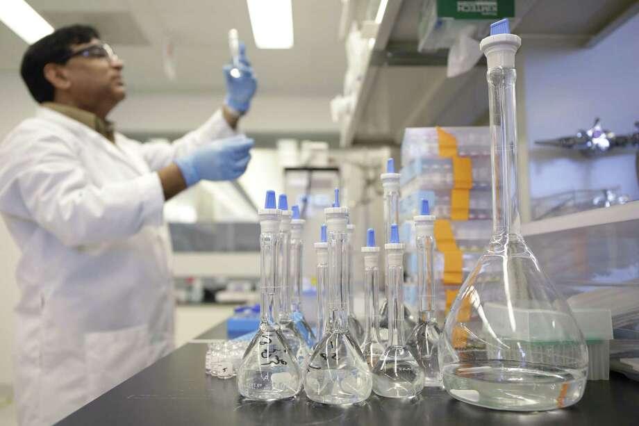 Norwalk, Conn.-based Avara Pharmaceutical Services acquired in August 2017 a Pfizer plant in Liscate, Italy, used to create injectable drugs for its Hospira pharmaceutical brand. (Stacey Wescott/Chicago Tribune/TNS) Photo: Stacey Wescott / McClatchy-Tribune News Service / Chicago Tribune