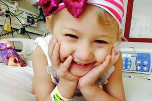 Orangefield resident Austyn Halter, 4, died on Friday following a two year battle with a rare form of leukemia. Funeral services will be held for Halter this week.