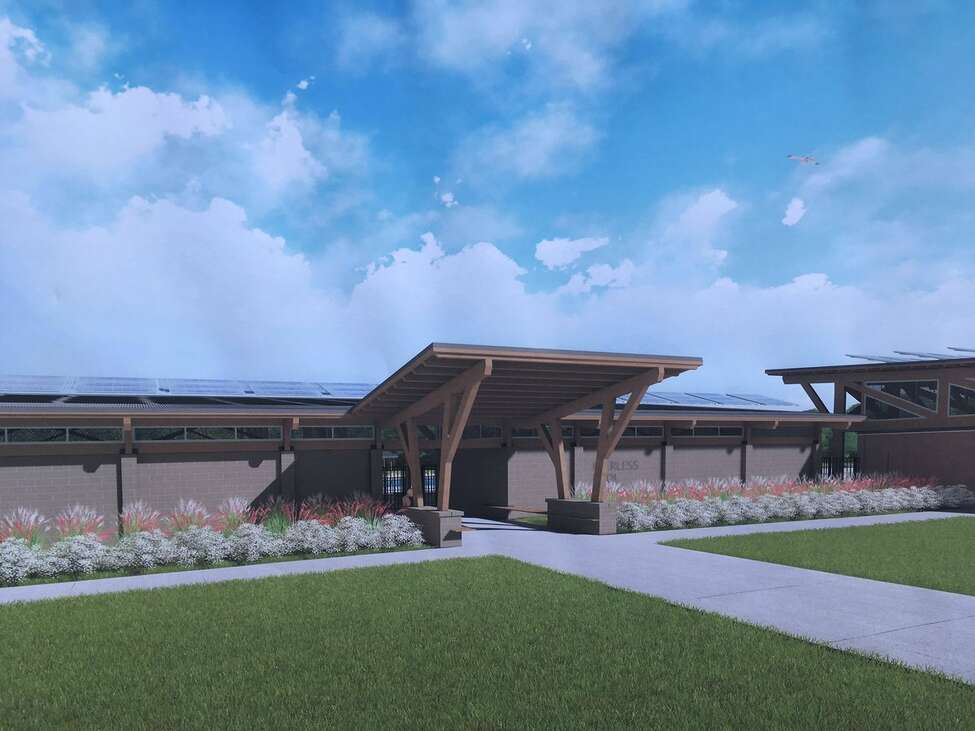 The state Department of Parks, Recreation and Historic Preservation on Tuesday, Aug. 9, 2017, unveiled plans for renovations to the Peerless Pool complex in Saratoga Spa State Park, Saratoga Springs.