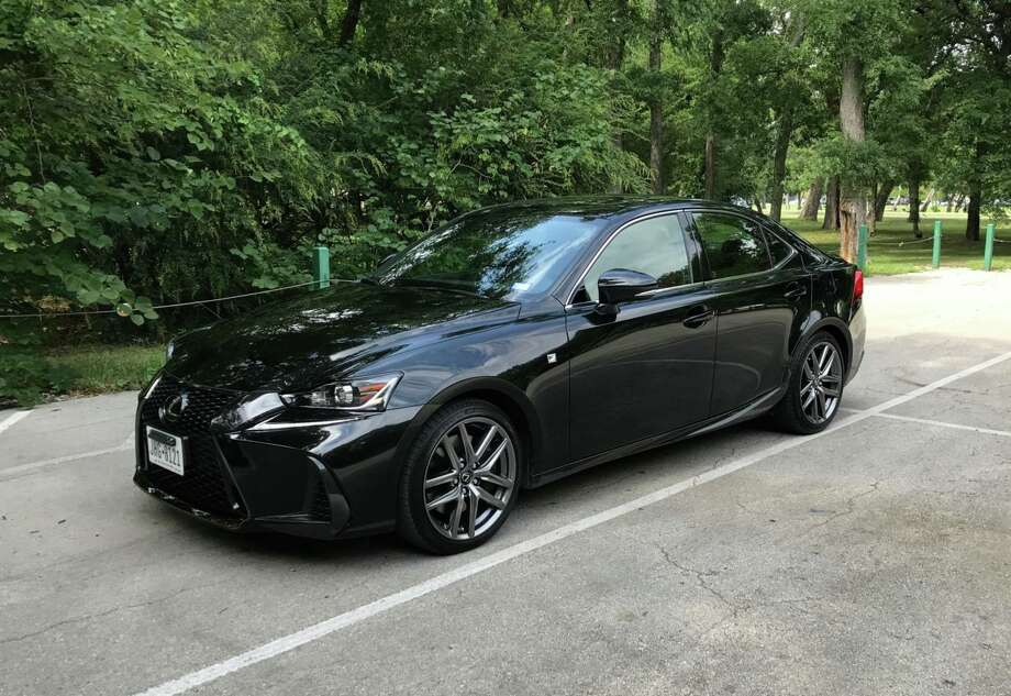 2017 Lexus IS 350 F Sport Photo: Lexus