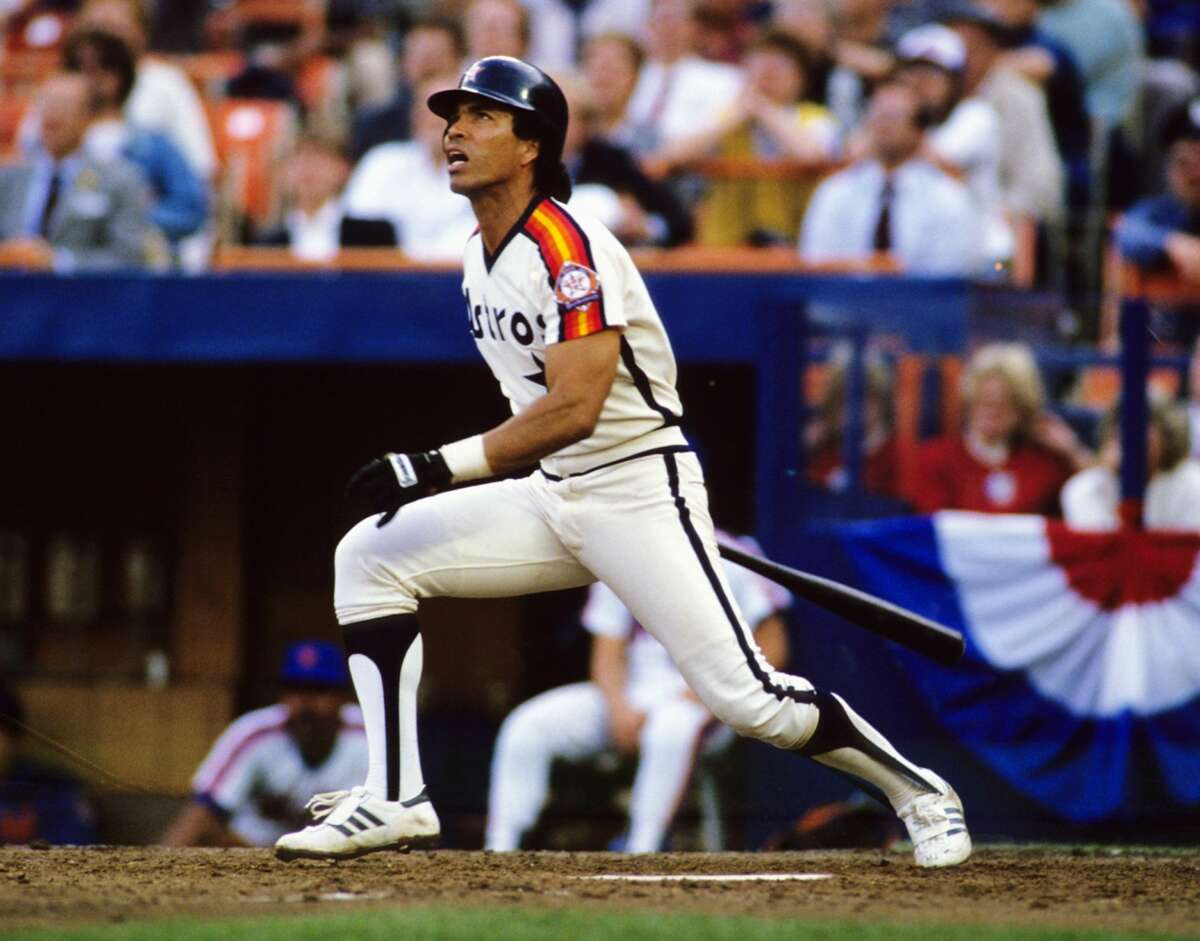 PHOTOS: Throwback photos of Astros great Jose Cruz Houston Astros legend Jose Cruz turns 70 years old today. He played 13 of his 18 big league seasons with the Astros and was a fan favorite. Browse through the photos for a look at Jose Cruz's career in pictures.