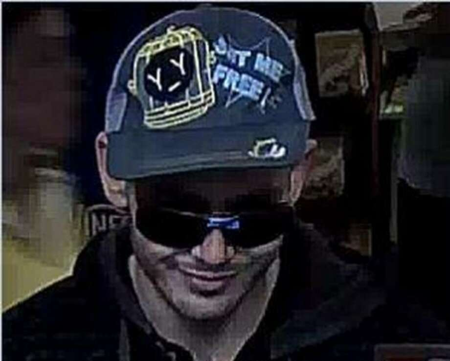 The FBI is offering a $3,000 reward for information leading to the arrest of this man, who has stolen from six different Wells Fargo locations in San Francisco, officials said.