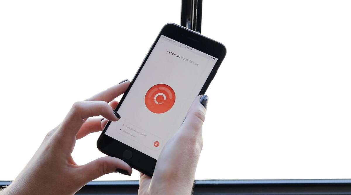 The Cruise Anywhere app, currently available only to some employees of the San Francisco self-driving technology company, can now make pickups and dropoffs anywhere in the city.