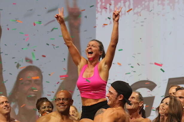 San Antonio mother, fitness coach and career woman, Helen Costa-Giles competed in the 2017 IsaBody Challenge to win the grand prize of $25,000.