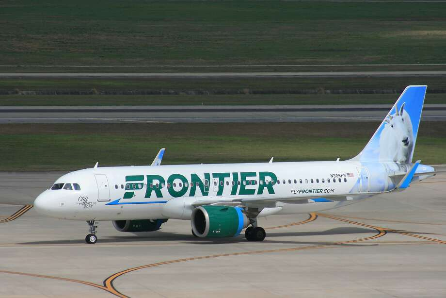 Some advice when it comes to flying ultra-low-cost Frontier Airlines Photo: Bill Montgomery, Houston Chronicle