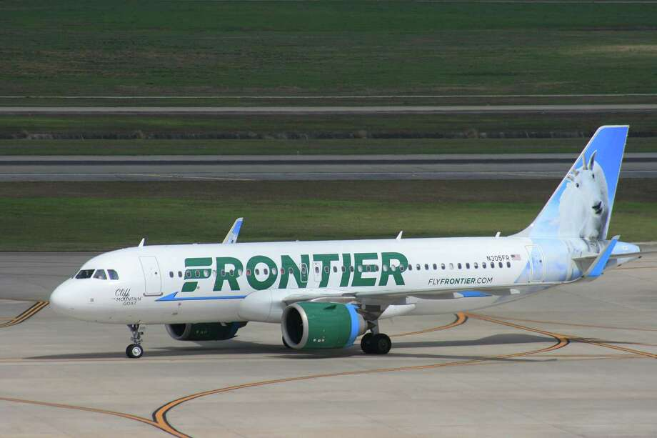 Frontier Airlines will fly San Antonio passengers on nonstop routes to Dulles International Airport in Washington D.C. and Ontario International Airport east of Los Angeles starting in October. Photo: Bill Montgomery /Houston Chronicle