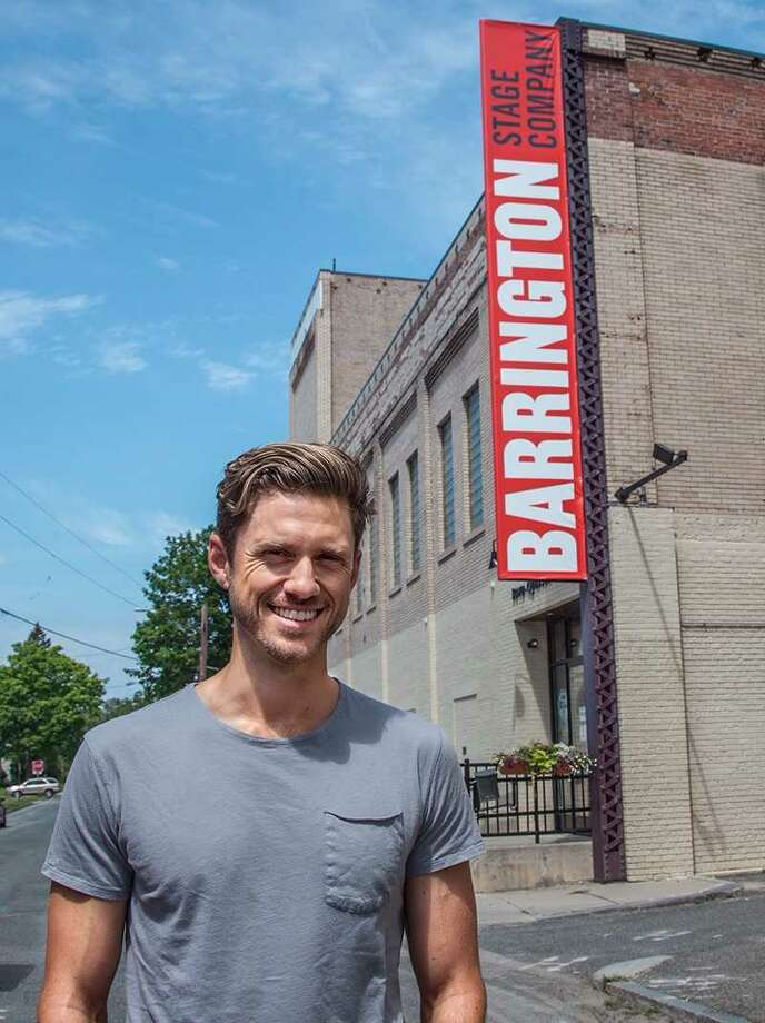 Broadway, Film and Television star Aaron Tveit stars in Barrington Stage Company's production of Stephen Sondheim's COMPANY, with performances from August 10 - September 2.  photo credit: Justin Allen