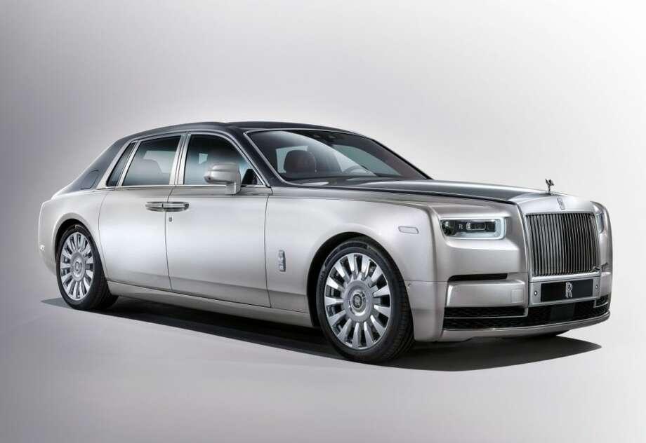 2018 Rolls-Royce Phantom Photo: Rolls Royce / Car Pro