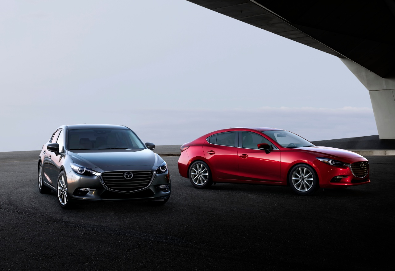 2018 Mazda3 Adds More Standard Safety