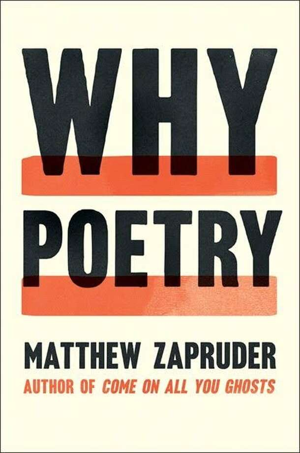 """Why Poetry"" Photo: Ecco"