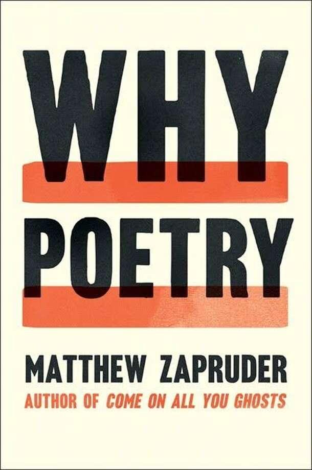 """Why Poetry"" Photo: Ecco"