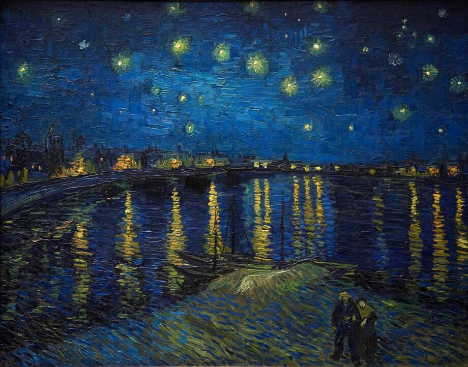 Starry Night Over the Rhône Photo: Artwork Provided By SuperStock Via Getty Images