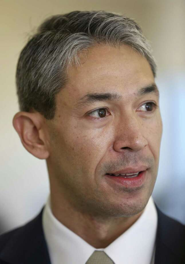 Ron Nirenberg: Decades of inequity, have shortchanged parts of San Antonio when it comes to infrastructure. That can be fixed. Photo: William Luther /San Antonio Express-News / © 2017 San Antonio Express-News