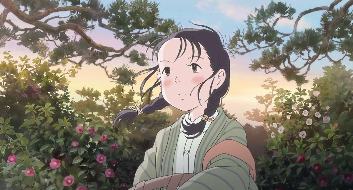 A scene from Sunao Katabuchi's animated film,